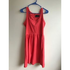 Cynthia Rowley Jersey Tank Dress (With Pockets!)
